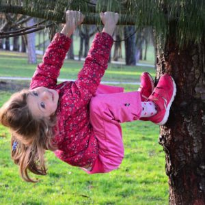 Softshell hlače za otroka