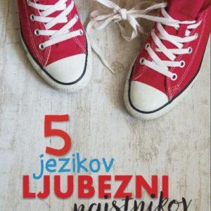 Pet jezikov ljubezni najstnikov