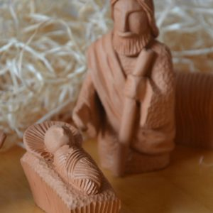 Jaslice in božični okraski