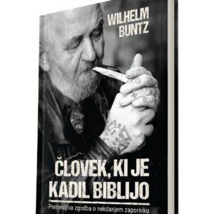 Človek ki je kadil Biblijo