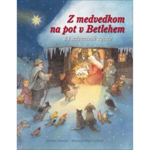 Z medvedkom na pot v Betlehem