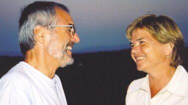 Arif z ženo Svetlano. Foto: Youtube